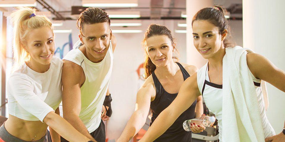 ventajas gimnasios en comunidades de vecinos - sated