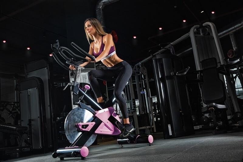 ciclo indoor - sated fitness - nombres de máquinas de gimnasio