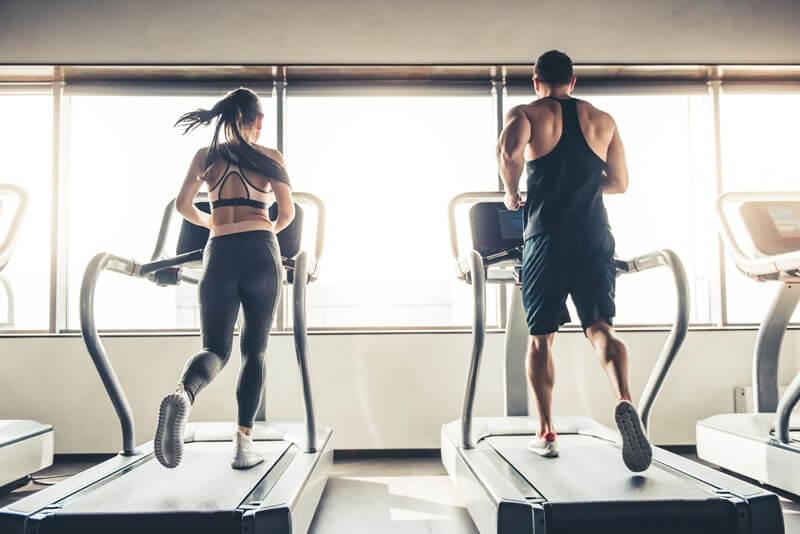 cintas de correr -sated fitness - maquinas de gimnasio nombres