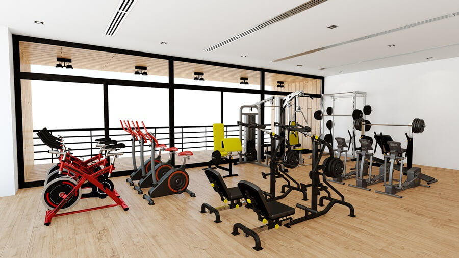 tipos de maquinas de gimnasio - sated fitness