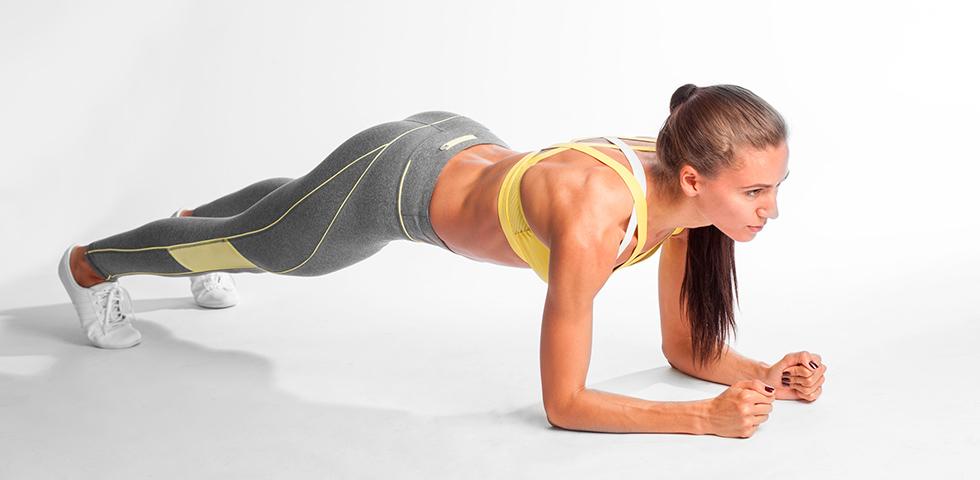 plancha abdominal ejercicios de core sated fitness