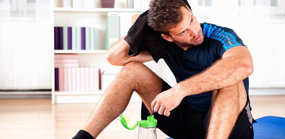 recuperacion muscular despues del ejercicio - sated